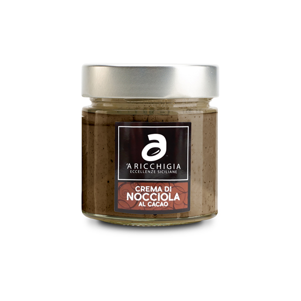 Crema di Nocciola al cacao
